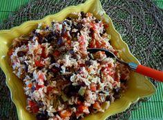 Acadian Black Beans and Rice Recipe - Cajun Comfort