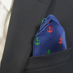 It's as true in boating as it is in life: no matter who you are, you need an anchor. That's why SummerTies created our anchor pattern. It's a way to infuse a little summer into the unfortunate situations where bright colors just won't play. In blue or white, or our Christmas themed red and green, these anchors are capable of holding down any wardrobe. And unlike the tips of this classic form, the style of these ties is no fluke.