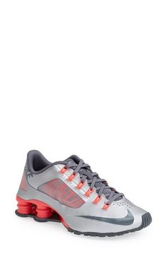 Free shipping and returns on Nike 'Shox Superfly R4' Running Shoe (Women)