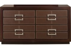 City View Merlot Dresser King Size Bedroom Furnitureking