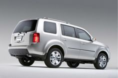 2014 Honda Pilot Spy Photos