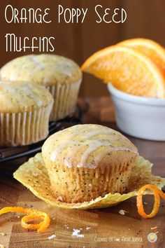 Well, in the blink of an eye, March is coming to an end….. whew that was a fast month for me! So is yours going out like a lamb?  We have rain so I'm not complaining since it isn't snow!  Whatever your weather, I hope these Orange Poppy Seed Muffins cheer you up! Last week...