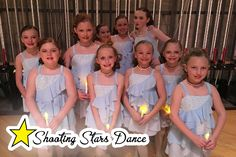 Shooting Stars Dance - Home