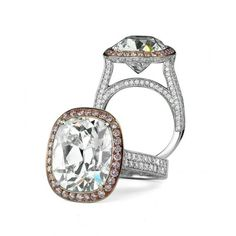 Bez Ambar ST212,  $7995  Love,  Genesis Diamonds  www.genesisdiamonds.net  #Bez Ambar #stunning #lovely