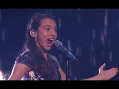 Laura Bretan: Child Opera Singer Hits SHOCKING Notes | Semi-finals (FULL)| America's Got Talent 2016 - YouTube