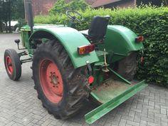 Deutz F 4 L 514 4 Zylinder Oldtimer Schlepper Foto 2