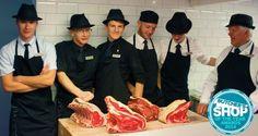 Image result for victorian butchery