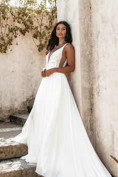 Untamed Heart | The Brand New Wedding Dress Collection from Lovers Society Lovers, Elegant Bride, Fire Heart, Fall Skirts, Gowns, New Wedding Dresses, Chiffon Skirt, Dress Collection, Bodice