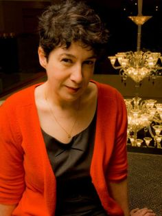 Chocolat author Joanne Harris returns to France, with peaches