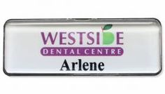 Name Badges, Name Tags, Personalize, Re-usable Kelowna British Columbia Name Badges, British Columbia, Dental, Names, Badges, Name Tags, Dentistry, Teeth, Tooth