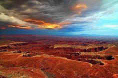 Creation (Canyonlands NP, Utah) by Peter Lik,