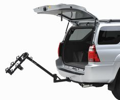 best bicycle racks for SUV