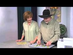 ****THIS IS THE ONE! The Quilt Show Tutorial: Mitered Binding with Ricky Tims - YouTube