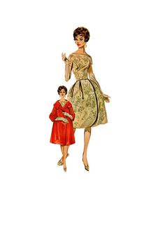 Retro 1960s Vintage Butterick 9927 Sewing by AdeleBeeAnnPatterns, $40.00