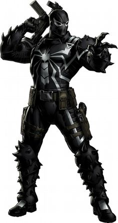 Agent Venom by Sam Wood