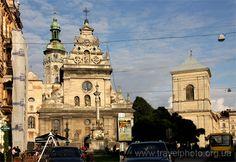 Lviv. Bernardin's cathedral