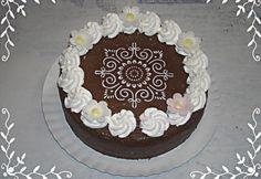 Diabetikus zsúr csokitorta   NOSALTY Birthday Cake, Desserts, Food, Paleo, Tailgate Desserts, Deserts, Birthday Cakes, Essen, Postres