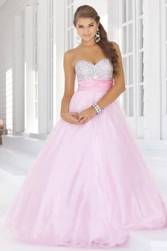 Ball Gowns Prom Dresses Style 5110 | Pink by Blush Prom