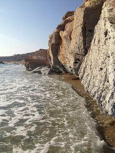 Armathia Beach near Kassos Places In Greece, I Love The Beach, Greek Islands, Planet Earth, Planets, Paradise, Meet, Water, Bags