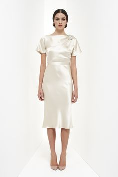 Resort 2013 - Collette DinniganCollette Dinnigan - shower? cute dress...