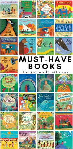 Books Set Around the World- I love these diverse stories for kids! The first part has global stories, and the second part has books about friendship and empathy that are great for character education for kids in elementary. Toddler Books, Childrens Books, Preschool Friendship, Character Education, History Education, Teaching History, Teaching Tools, Art Education, Preschool Books