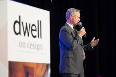 Gray Sinise at Dwell on Design 2016