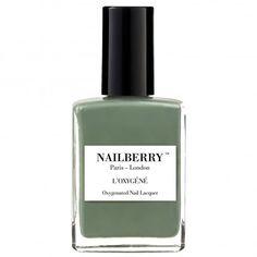 Nailberry polish in I Love You Very Matcha