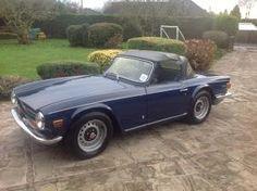 Classic Triumph Cars for Sale Cogs, Cars For Sale, Vintage Cars, Gears, Classic Cars, Restoration, Vehicles, Shop, Autos