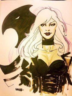 Black Canary by Joel Gomez