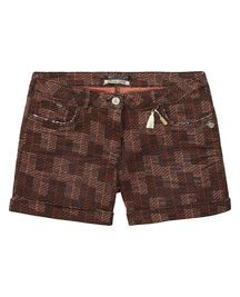 Dames Shorts | Maison Scotch Dames Kleding | Maison Scotch Officiële Webstore