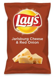 Wouldn't Jarlsburg Cheese & Red Onion be yummy as a chip? Lay's Do Us A Flavor is back, and the search is on for the yummiest flavor idea. Create a flavor, choose a chip and you could win $1 million! https://www.dousaflavor.com See Rules.