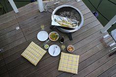 Reisen mit dem Bunbo 2015: Zander vom Grill, Weißburgunder von Knewitz, Salat mit Romana und Wassermelone, besoffen vor Glück | Arthurs Tochter Kocht by Astrid Paul