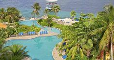 Hilton Curacao Infinity Pool