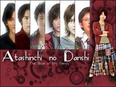 #Drama #japonais : #Atashinchi no danshi