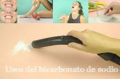 Usos del bicarbonato de sodio que desconocías - Hogar Total