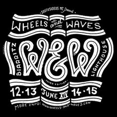 Southsiders MC present Wheels and Waves Second Edition at The Lighthouse Biarritz France June 13th - 16th MMXIII