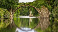 Híd, Románc, Fantázia, Romantikus, Víz