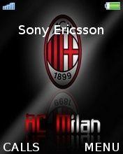 Download Ac Milan Sony Ericsson Theme | Mobile Toones