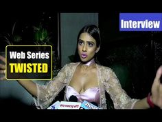 WATCH Nia Sharma talks about her Web Series TWISTED with Vikram Bhatt. Click to see video > https://youtu.be/CxbqTmxbivs #niasharma #bollywood #bollywoodnews #bollywoodnewsvilla