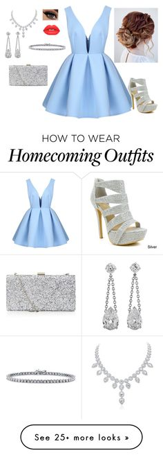 """""""Homecoming// Natalie"""" by sunshine-and-icons on Polyvore featuring Celeste, Lime Crime, BERRICLE and starlightfashion"""