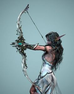 Fun and games Fantasy characters, fantasy artwork, character art - ArtStation – Tyrande – High Priestess of Elune, George Panfilov - World Of Warcraft, Art Warcraft, Elfa, Dnd Characters, Fantasy Characters, Medieval Combat, Character Inspiration, Character Art, Character Concept