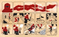 One Page, A Comic Show at Roq La Rue. This past... - SUPERSONIC ART