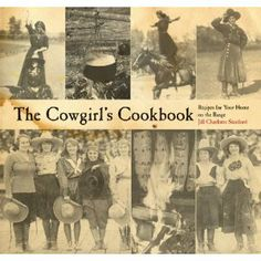 Cowgirl's Cookbook cover