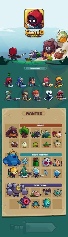 https://www.behance.net/gallery/66176849/Sword-Man-Monster-Hunter