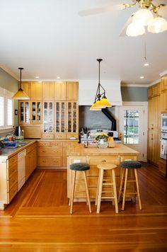 Lauren Scott's Charming Petaluma Kitchen