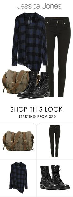 """""""Jessica Jones"""" by shadyannon ❤ liked on Polyvore featuring Nudie Jeans Co. and Zero + Maria Cornejo"""