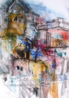 Insel Procida Italy Bereiter Wolfgang Italy, Painting, Art, Island, Drawing S, Art Background, Painting Art, Kunst, Gcse Art