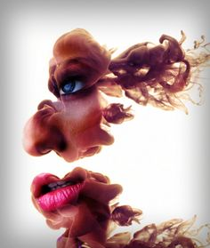 ♥ Between ink and portraiture: Alberto Seveso @Alireza Moayerzadeh Moayerzadeh ♥ Borzui #portrait #PhotographyTips