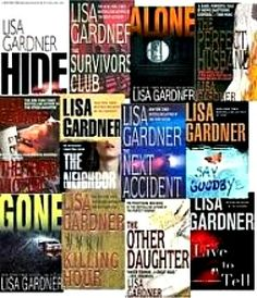 I love mysteries and Lisa Gardner has written some that I have enjoyed.