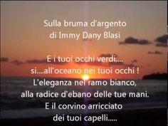 Sulla bruma d'argento di Immy Dany Blasi